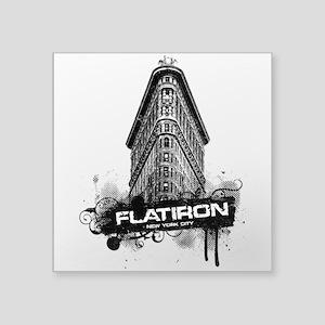 Flatiron Building New York Sticker