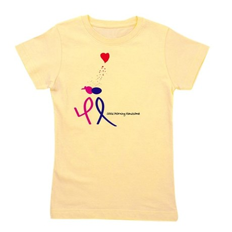 Love is in the air Girl's Tee