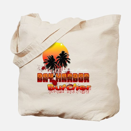 Dexter ShowTime Bay Harbor Butcher Palm T Tote Bag