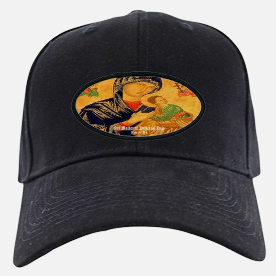 Our Mother of Perpetual Help Byzantine Baseball Hat