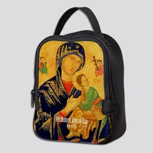Our Mother of Perpetual Help Byzantine Neoprene Lu