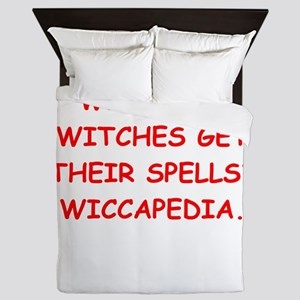 witches Queen Duvet