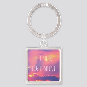 Let your light shine Keychains