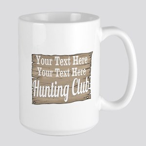 Vintage Hunting Club Mugs