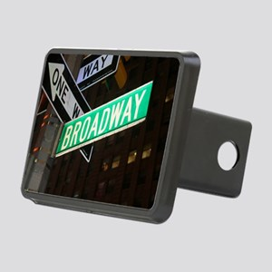 broadway3 Rectangular Hitch Cover