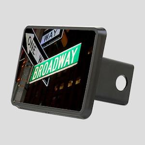 broadway3 Rectangular Hitch Cover