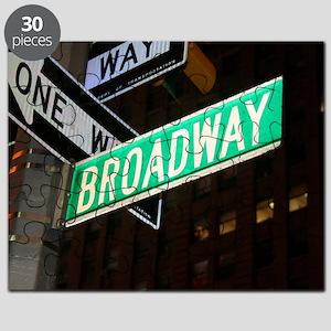 broadway3 Puzzle