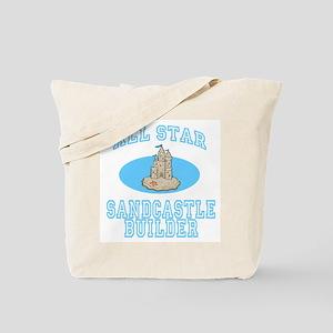 All Star Sandcastle Tote Bag