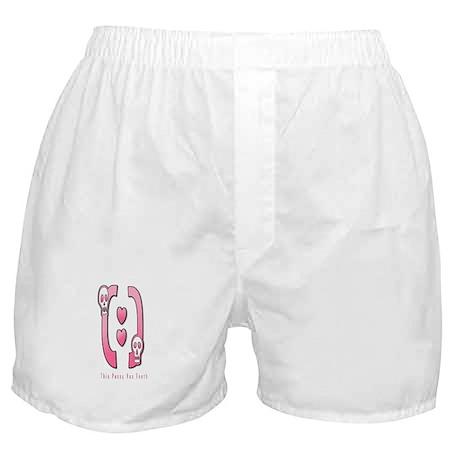 Vagian Boxer Shorts by vaginadentata