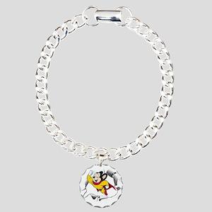 Mighty Mouse Bracelet