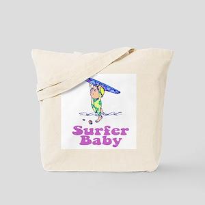 SurferBaby Tote Bag