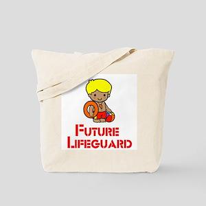 Future Lifeguard Boy Tote Bag