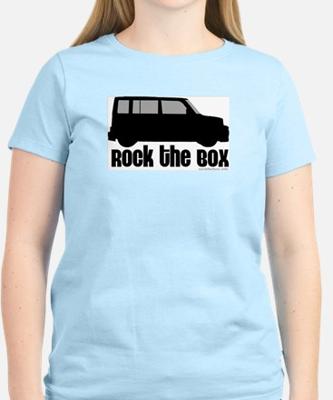 Rock the Box Women's Pink T