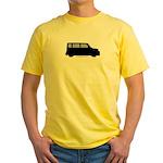 Rock the Box T-Shirt - Yellow