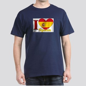 I love Spain - Espana Dark T-Shirt