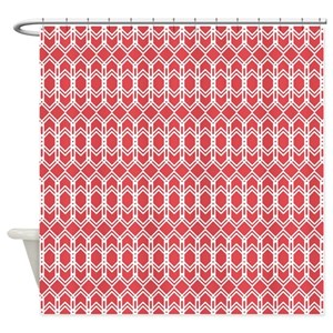 Chain Link Shower Curtains