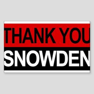 Edward Snowden Bumper2 Sticker