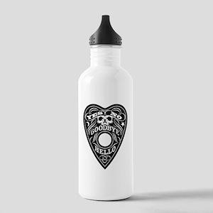Laymon Pointer Black Stainless Water Bottle 1.0L