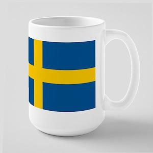 Sweden Flag Mugs