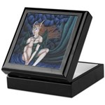 Emerald Eyes Keepsake Box