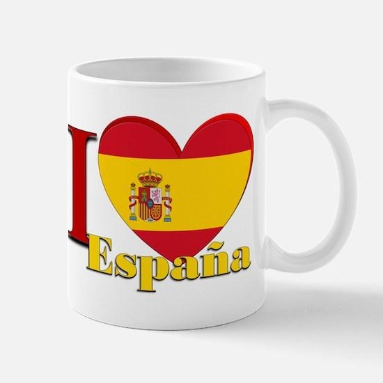I love Espana - Spain Mug