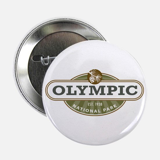 "Olympic National Park 2.25"" Button"