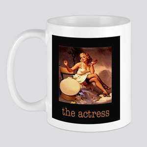 """The Pinup Girl"" Mug"