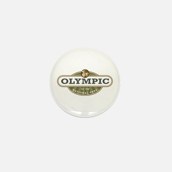 Olympic National Park Mini Button (10 pack)