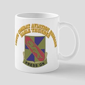 DUI - 159th Combat Aviation Brigade With Text Mug