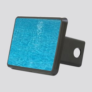 water Rectangular Hitch Cover