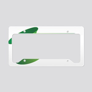 READY TO STUMBLE License Plate Holder