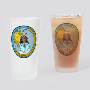 Heavenly Peace Drinking Glass
