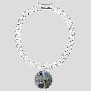 templar citadel 1 Charm Bracelet, One Charm
