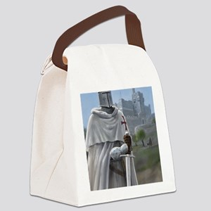 templar citadel 1 Canvas Lunch Bag
