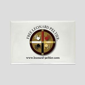 Free Leonard Peltier Magnets