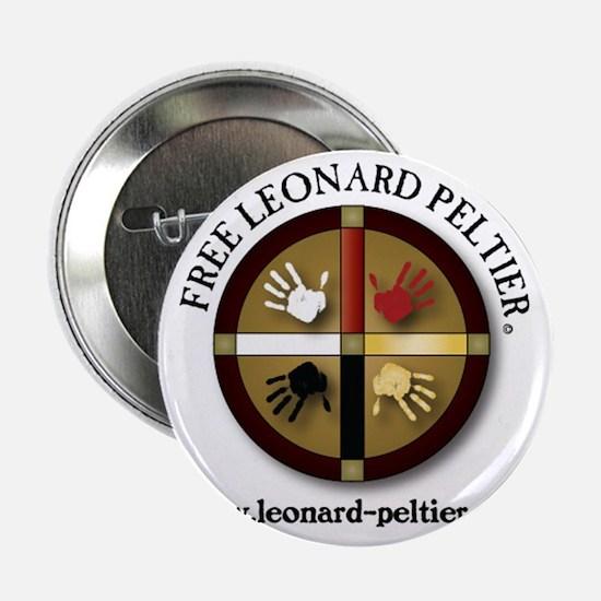 "Free Leonard Peltier 2.25"" Button"