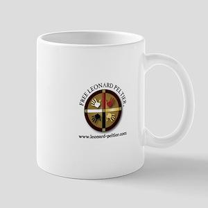 Free Leonard Peltier Mugs