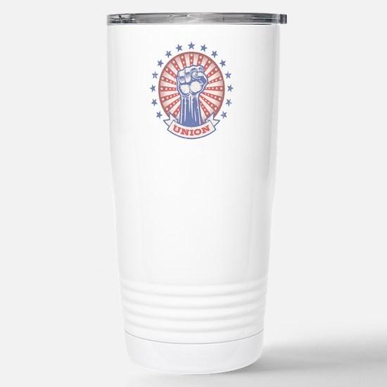 Union Fist -817 Travel Mug