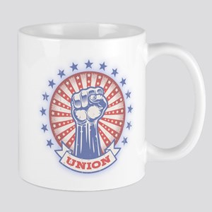 Union Fist -817 11 oz Ceramic Mug