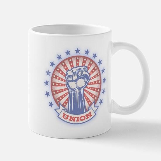 Union Fist -817 Mug