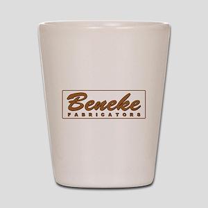 Beneke Fabricators Shot Glass