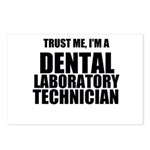 Trust Me, Im A Dental Laboratory Technician Postca