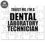 Trust Me, Im A Dental Laboratory Technician Puzzle