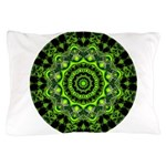Forest Dome Mandala Pillow Case