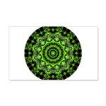 Forest Dome Mandala 20x12 Wall Decal