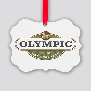 Olympic National Park Ornament