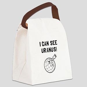 See Uranus Canvas Lunch Bag