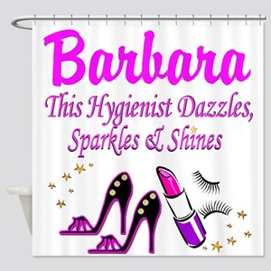 DENTAL HYGIENIST Shower Curtain