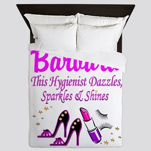 DENTAL HYGIENIST Queen Duvet