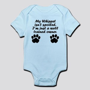 Well Trained Whippet Owner Body Suit